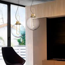 pendant lamp orb modo luce