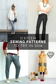 Modern Sewing Patterns Adorable 48 Modern Sewing Patterns To Try In 2048