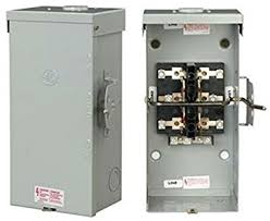 ge energy industrial solutions tc10323r ge outdoor double pole ge energy industrial solutions tc10323r ge outdoor double pole double throw safety switch 100