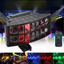 Online Laser Light Show Rgb Dj Disco Led Light Mini Laser Projector Stage Lighting Xmas Show Party