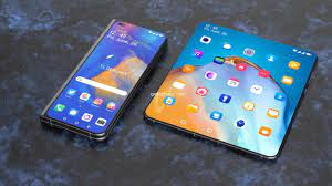Huawei Mate X2 Concept Appeared: Dual ...