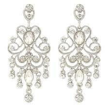 top 32 superb chandelier earrings vintage style dangle crystal bridal wedding accessories cz bridesmaid long drop