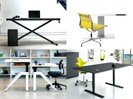 design office furniture. Wonderful Design Scandinavian Designs Desks Standing Four Workplace Design Blog Post  Home Office Furniture  To Design Office Furniture