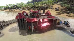 Ark Pve Base Designs Ark Survival Evolved No Mods Server Pve Base Tour