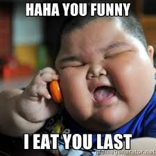 fat chinese kid | Meme Generator via Relatably.com