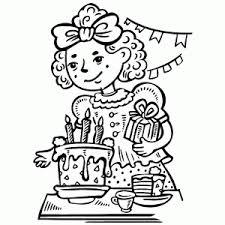 Mooie Jarig Verjaardag Kleurplaten Leuk Voor Kids