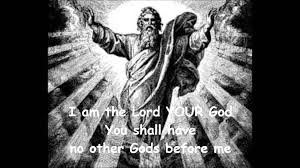 "Image result for ""I Am The Lord Your God"""