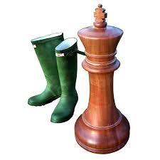 garden chess set. Garden Chess Sets Set