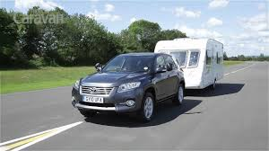 Practical Caravan | Toyota Rav 4 | Review 2012 - YouTube