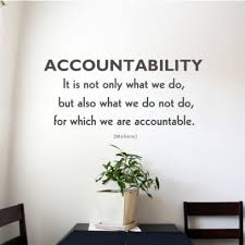 Accountability Quotes Custom 48 Accountability Quotes 48 QuotePrism