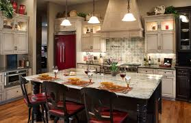 Custom Kitchen Island Design A Custom Kitchen Island Tags Custom Kitchen Islands