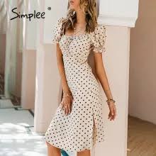 <b>puff sleeve</b> dress