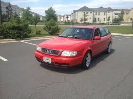 1995 Audi S6 Avant | German Cars For Sale Blog