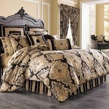 gold comforter sets king.  sets j queen new york bradshaw black king comforter set in to gold sets c