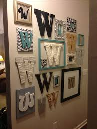 Hanging Wall Letters Popular Letter Wall Decor
