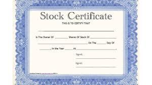 Stock Certificate Template Discreetliasons Com Template For Share Tikir Reitschule Pegasus Co