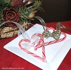 Candy Cane Table Decorations 60 best Christmas Candy Cane Theme images on Pinterest 53