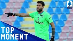 Tutto per immigrati | Doppio intervento di Marco Sportiello per negare l' Inter! | Atalanta - Inter 1-1 | Top Moment