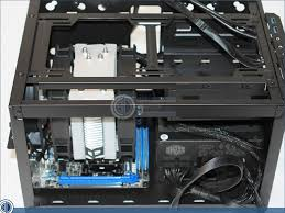 Fractal Design Core 500 Build Fractal Design Core 500 Review The Build And Cooling