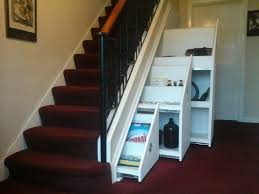 ... Maximizing Room Under Stair Storage House Exterior And Interior Image  Of Stairs Closet Solutions Full Size