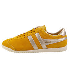 Gola Bullet Pearl Womens Fashion Trainers In Sun