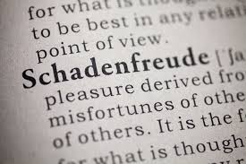 why the german language has so many great words everyone needs a little schadenfreude now and then dictionary via shutterstock com