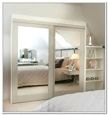 interior doors and closets closet doors mirror sliding