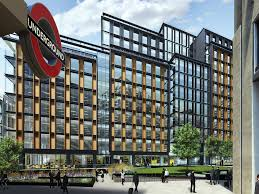 google london office. google is packing its bags and running shoes to a new office featuring track london