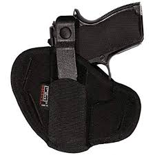Uncle Mikes Off Duty And Concealment Kodra Nylon Super Belt Slide Holster