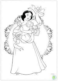 Disney Princess Free Printable Coloring Pages Princess Coloring Page