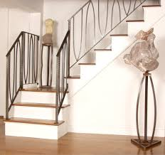 Staircase Railing Ideas stair fair home interior stair decoration using stainless steel 3534 by xevi.us