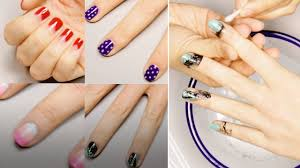 Try these quick and easy hacks for impressive nail art you can do ...