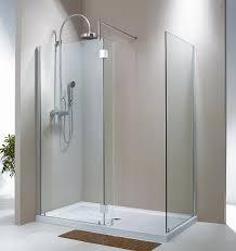 Fleurco V56315 Evolution Walk-in Shower System Frameless Door