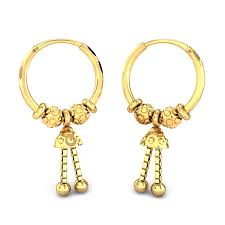 Eyer Ring Design Latest 2 Gram Gold Earrings Collection Kalyan Jewellers