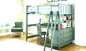 bunk bed with office underneath. Full Size Bed With Desk Bunk And  . Loft Office Underneath