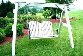 porch swing replacement parts garden treasures swings canopy