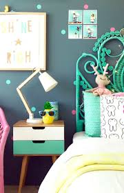 Tropical Paint Colors For Exterior Kids Bedrooms That Usher In Fun ...