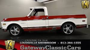 1969 Chevrolet C10 Pickup Truck - Louisville Showroom - Stock ...