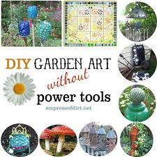 garden art projects. Have Fun To See So Many Cool Projects.There Are A Lot Of DIY Garden Projects Out There Which Complicated.Here Some Projects, Art E