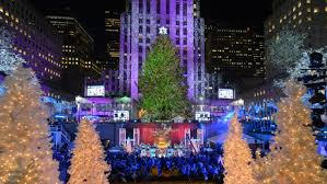 Rockefeller Center 2016 Tree Lighting Heres Who Will Be Performing At This Years Rockefeller