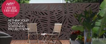 DAINTREE Outdoor Privacy Screens