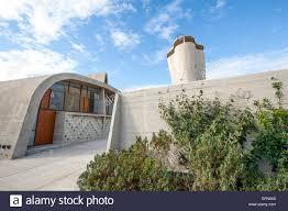 Roof Garden Of Le Corbusiers Cité Radieuse Marseille Provence