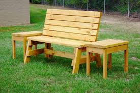 DIY Project Farmhouse Bench  The Home Depot  Farmhouse Bench Kreg Jig Bench Plans