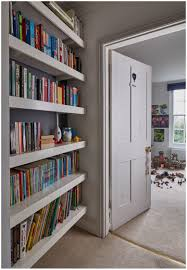 Pottery Barn Wall Shelves Alcove Wall Shelf Design For Storage In Living Space Modern