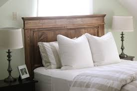 phenomenal how to build a headboard out of wood jenny steffen hobick we built bed d i y