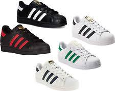 adidas girls. adidas originals superstar j shoes kids sneakers white black new girls