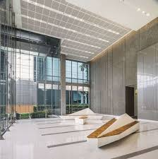 office lobby design ideas. AIA Sathorn Tower By Steven J. Leach Architects, Photo: Chaovarith Poonphol Rising 29 Storeys Above Downtown Bangkok, Is A Class Office Lobby Design Ideas L