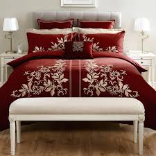 red duvet cover red and white king size duvet covers