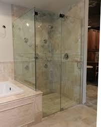growth frameless shower doors cost glass door gallery design modern
