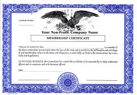 Stock Certificats Corporate Stock Certificates